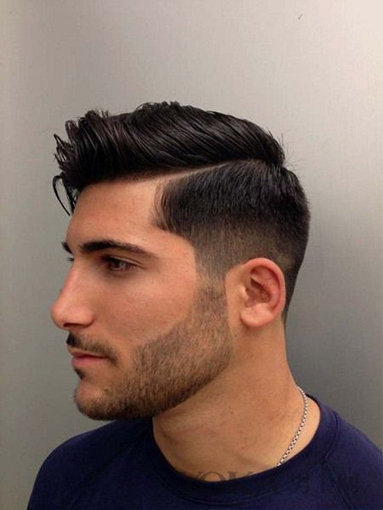 Side Part Hairstyles